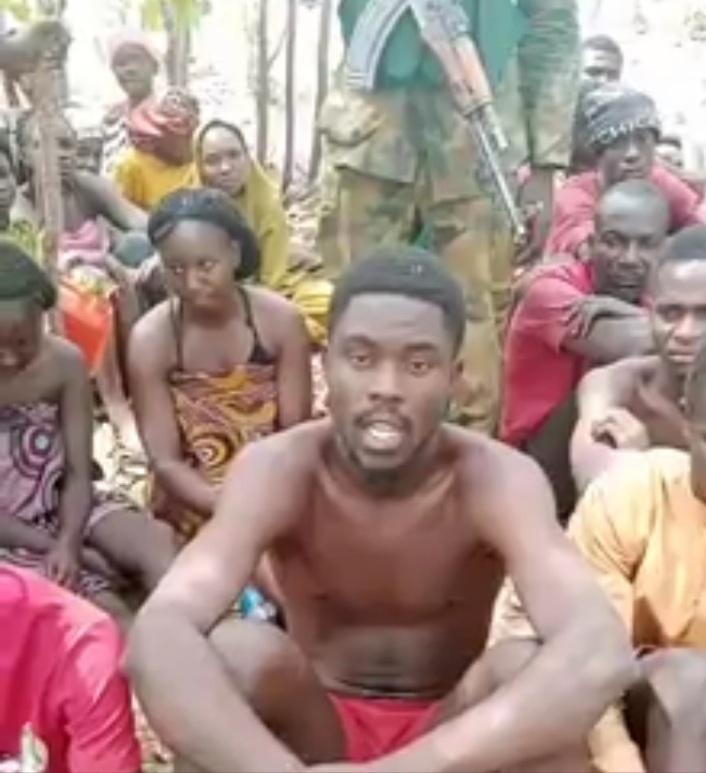 Bank Breaking! Abductors Of Kaduna Students Demand N500m Ransom