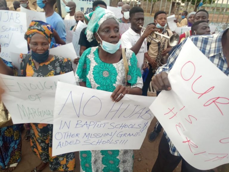 Religious Crisis Brew In Ilorin As Christians, Muslims Clash Over Hijab