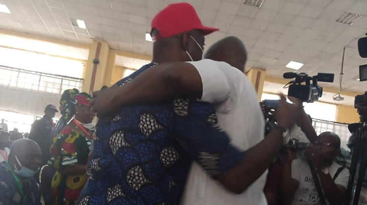 Dramatic End! Fayose Declares Makinde As His Leader