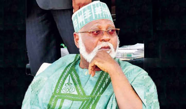 Forget About Infrastructure, Focus On Security, Abdulsalam Tells FG