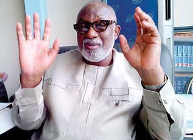 Not In This Era! Akeredolu Opposes Buhari On Grazing Routes