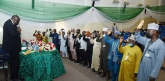 No Messing Around! Presidency Administers Oath Of Secrecy On Staff, Says They Are Under Watch