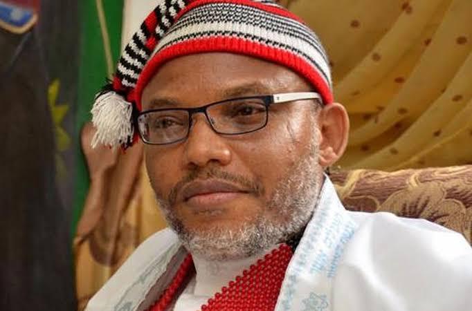 King Even In Detention! Kanu Sacks Radio Biafra Broadcaster, Simon Ekpa