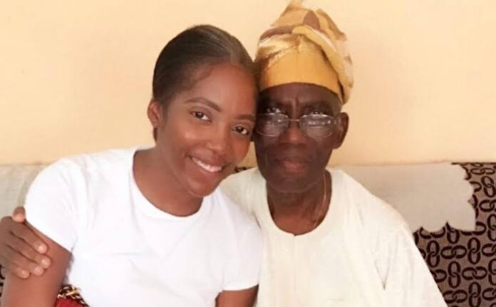 Heartbroken Tiwage Savage Writes Moving Tribute For Late Father