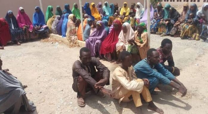After 42 Days In Captivity, Police Rescue 100 Abducted Persons In Zamfara