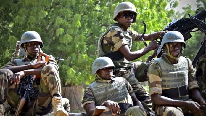 Failed Mission! Troops Foil Attack By Boko Haram, Rescue 17 Kidnap Victims