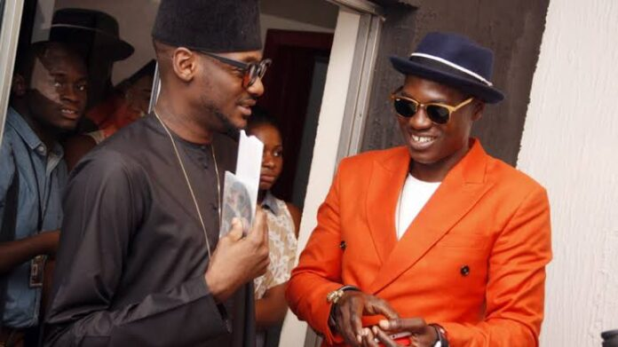 Your Family Will Be Safe', 2baba Pens Emotional Tribute To Sound Sultan