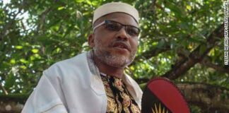 Disappointing! Kanu's Lawyer Alleges UK May Have Hand In IPOB Leader's Travails