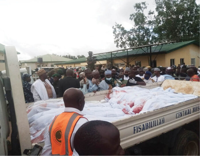Jos Killings And The Forgotten Victims Of Irigwe, Southern Kaduna, Others