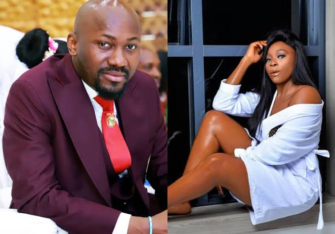 Evasive Apostle Sulaiman Fails To Address Chioma Ifemeludike Allegation, Says He Is Not Bothered