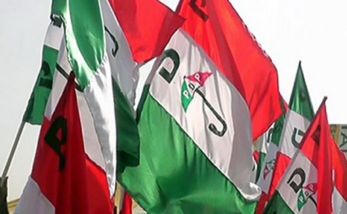 Leaked Document Shows Next PDP Chairman May Come From The South-West