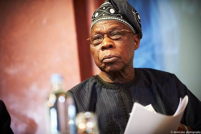 Criminal Act! Obasanjo Kicks Against Accumulation Of Debts By Buhari's Administration