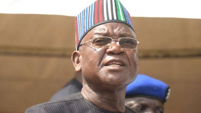 I have Nothing To Fear! Ortom Says He's Prepared To Meet Miyetti Allah In Court