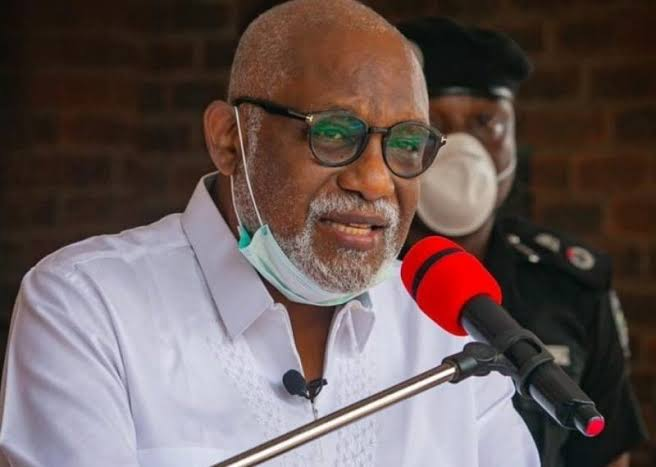 Anti-Open Grazing Law: Akeredolu Vows To Protect Ondo People Despite Opposition By Some